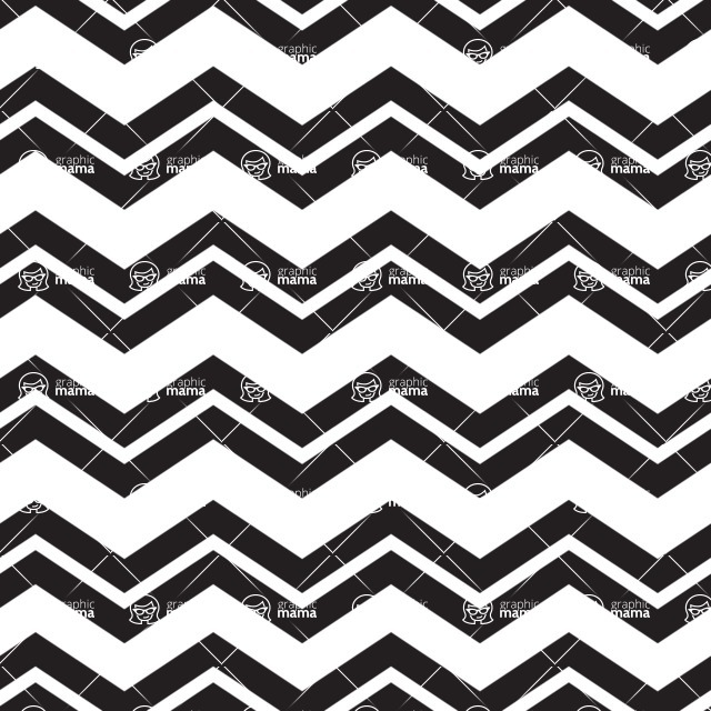 Seamless Pattern Designs Mega Bundle - Chevron Pattern 2