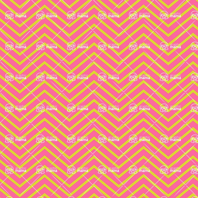 Seamless Pattern Designs Mega Bundle - Chevron Pattern 23