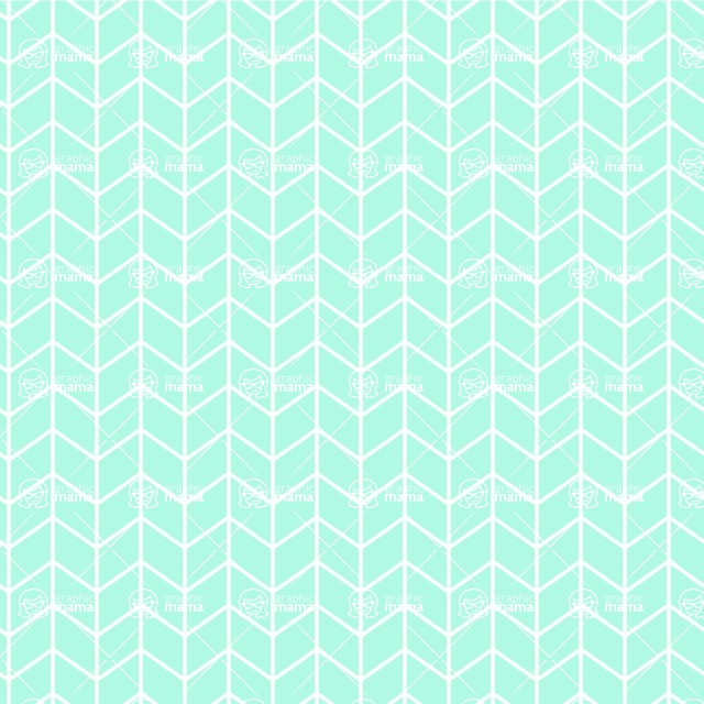 Seamless Pattern Designs Mega Bundle - Chevron Pattern 29