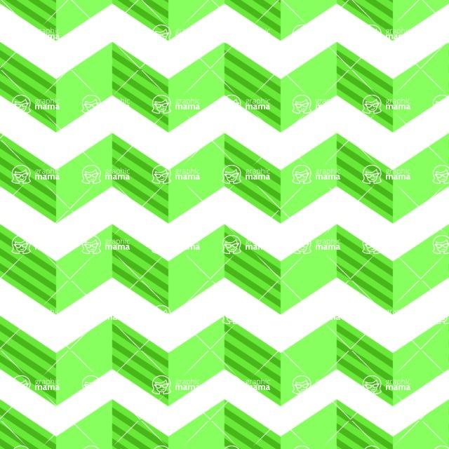 Seamless Pattern Designs Mega Bundle - Chevron Pattern 57