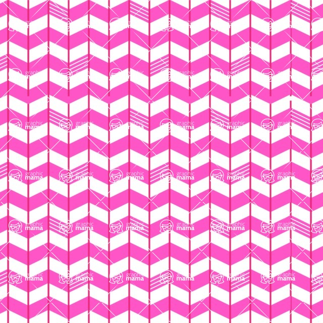 Seamless Pattern Designs Mega Bundle - Chevron Pattern 63