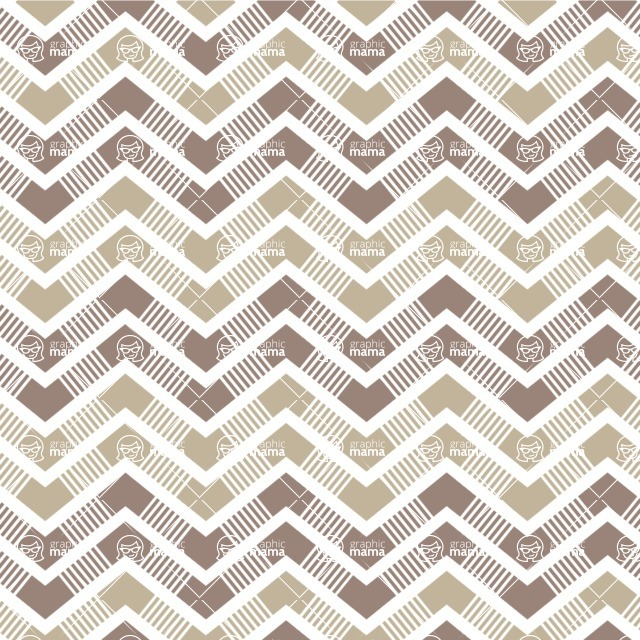 Seamless Pattern Designs Mega Bundle - Chevron Pattern 71