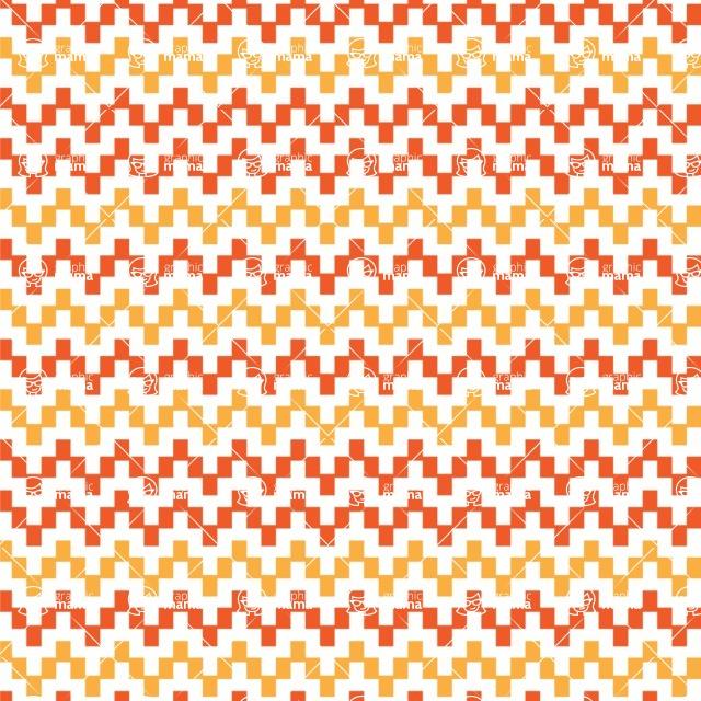 Seamless Pattern Designs Mega Bundle - Chevron Pattern 72