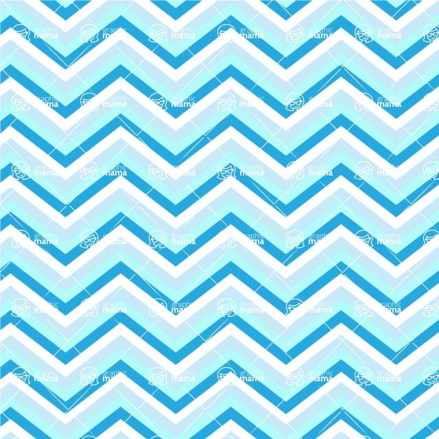 Seamless Pattern Designs Mega Bundle - Chevron Pattern 73
