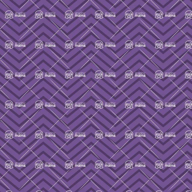 Seamless Pattern Designs Mega Bundle - Chevron Pattern 77