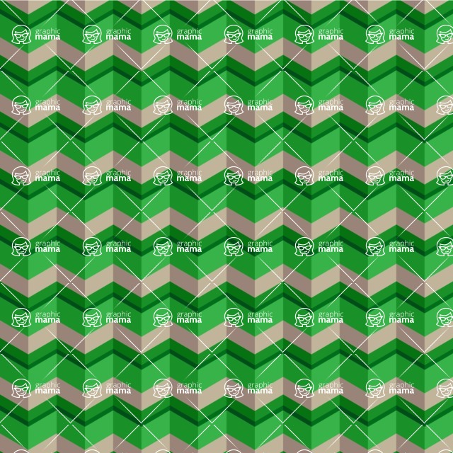 Seamless Pattern Designs Mega Bundle - Chevron Pattern 85