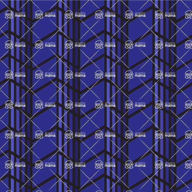 Seamless Pattern Designs Mega Bundle - Chevron Pattern 86