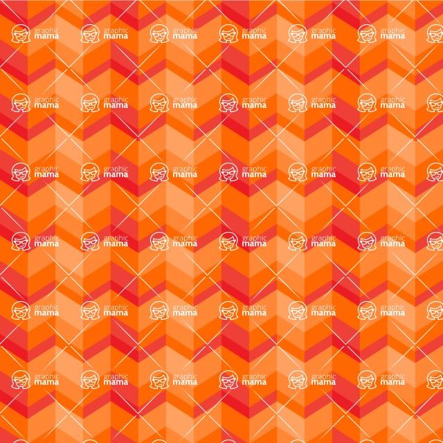 Seamless Pattern Designs Mega Bundle - Chevron Pattern 91