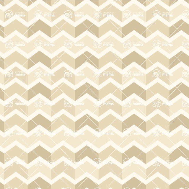 Seamless Pattern Designs Mega Bundle - Chevron Pattern 95