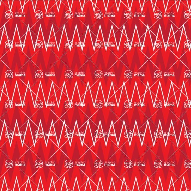 Seamless Pattern Designs Mega Bundle - Chevron Pattern 99