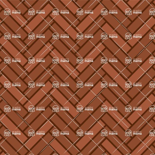 Seamless Pattern Designs Mega Bundle - Chevron Pattern 100