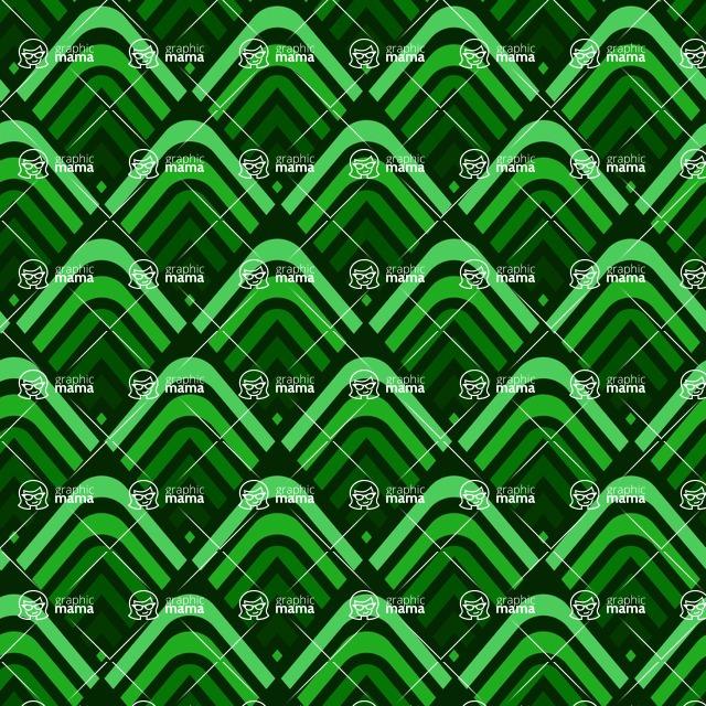 Seamless Pattern Designs Mega Bundle - Chevron Pattern 108