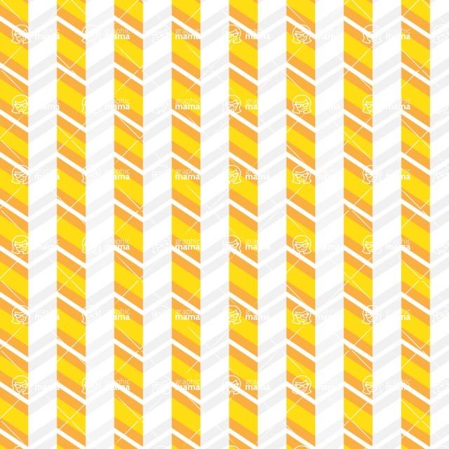 Seamless Pattern Designs Mega Bundle - Chevron Pattern 110