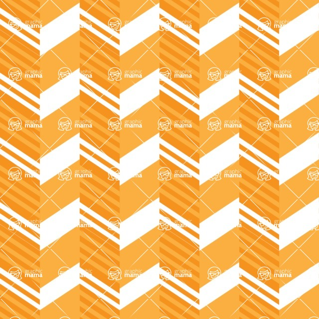 Seamless Pattern Designs Mega Bundle - Chevron Pattern 111