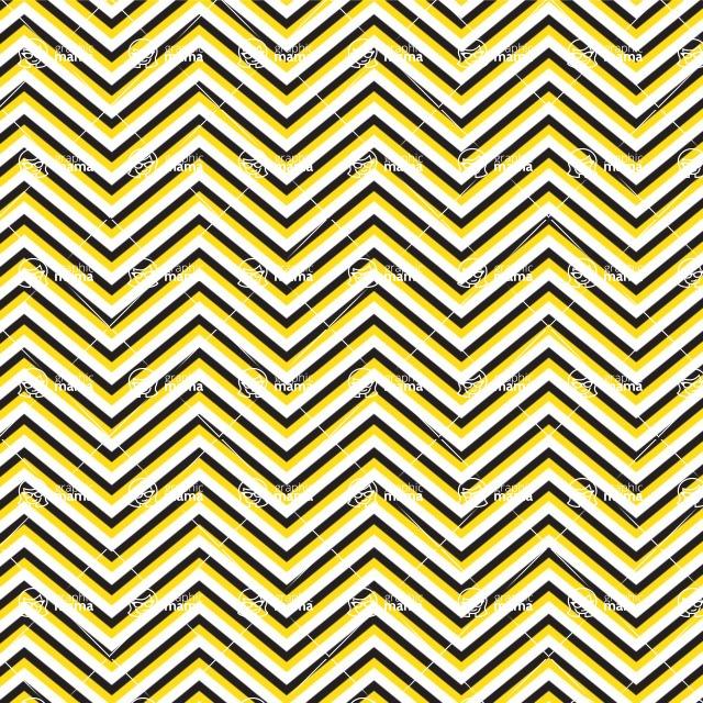 Seamless Pattern Designs Mega Bundle - Chevron Pattern 115