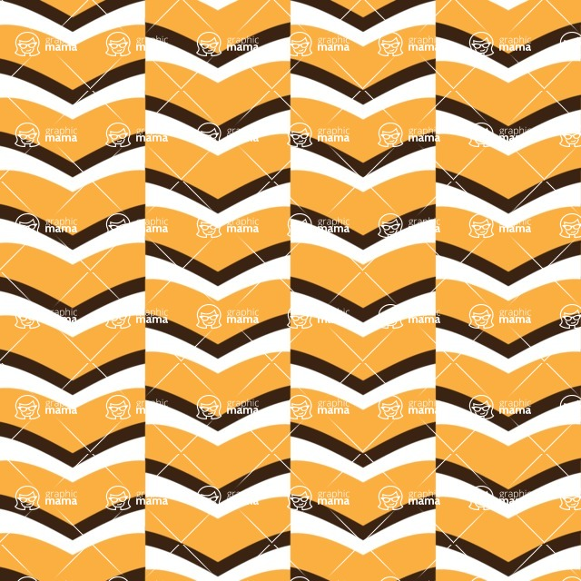 Seamless Pattern Designs Mega Bundle - Chevron Pattern 119