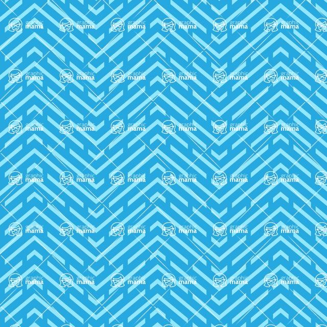 Seamless Pattern Designs Mega Bundle - Chevron Pattern 120