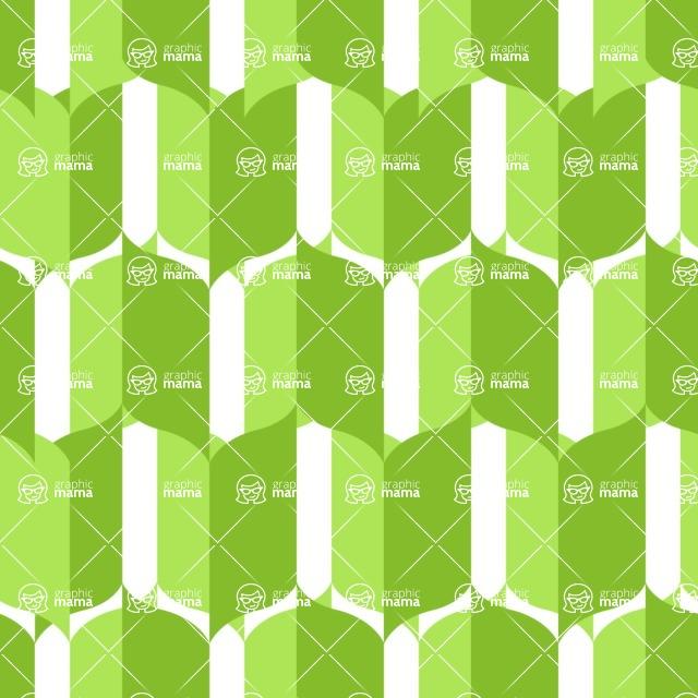 Seamless Pattern Designs Mega Bundle - Chevron Pattern 122