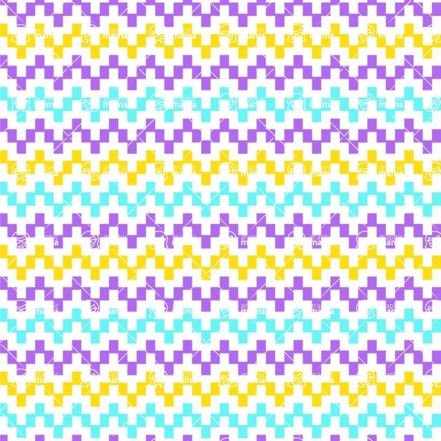 Seamless Pattern Designs Mega Bundle - Chevron Pattern 126