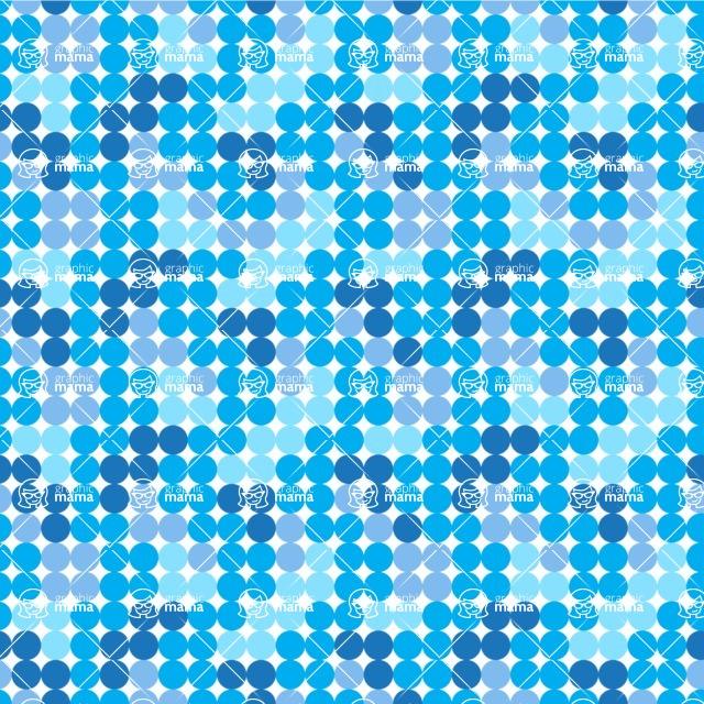 Seamless Pattern Designs Mega Bundle - Chevron Pattern 143
