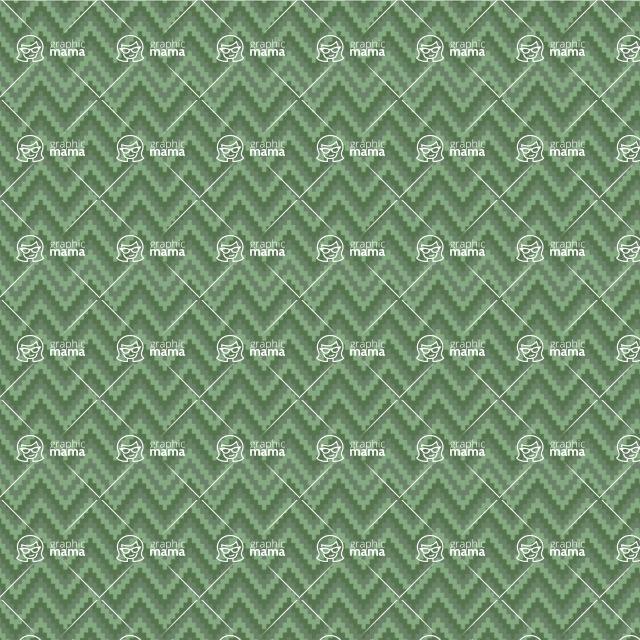 Seamless Pattern Designs Mega Bundle - Chevron Pattern 147