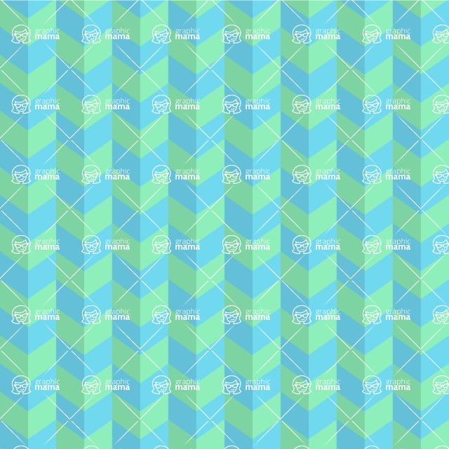 Seamless Pattern Designs Mega Bundle - Chevron Pattern 150