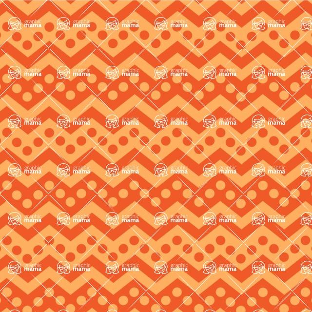Seamless Pattern Designs Mega Bundle - Chevron Pattern 151