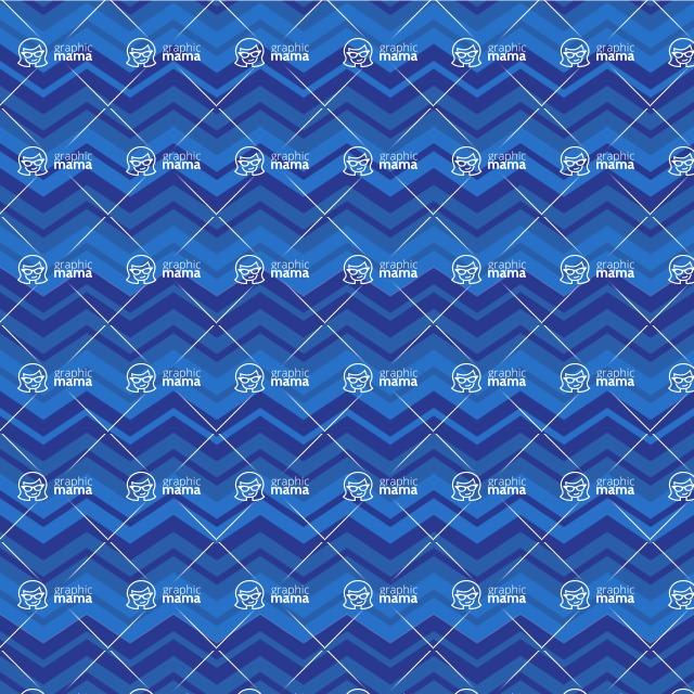 Seamless Pattern Designs Mega Bundle - Chevron Pattern 152