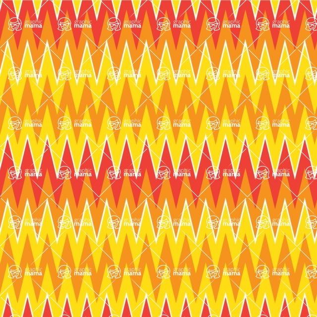 Seamless Pattern Designs Mega Bundle - Chevron Pattern 153