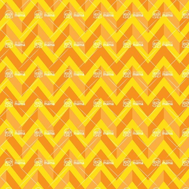 Seamless Pattern Designs Mega Bundle - Chevron Pattern 161