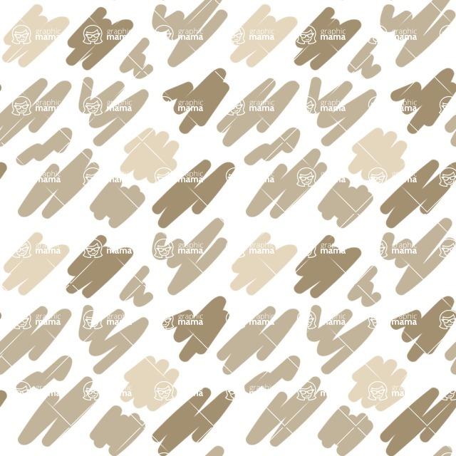 Seamless Pattern Designs Mega Bundle - Memphis Pattern 85