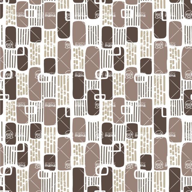 Seamless Pattern Designs Mega Bundle - Memphis Pattern 90