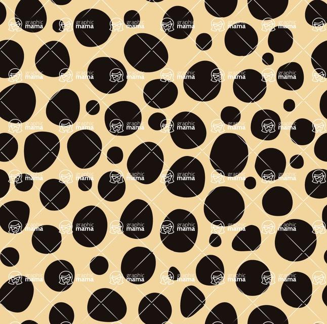 Seamless Pattern Designs Mega Bundle - Animal Pattern 4