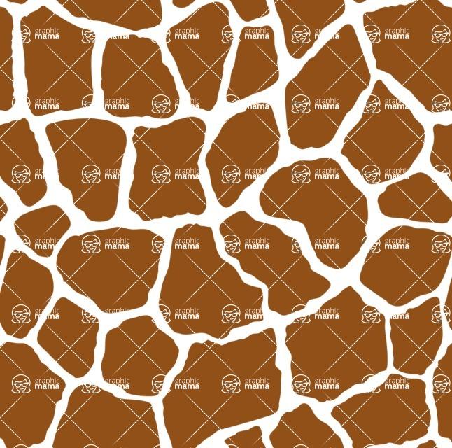 Seamless Pattern Designs Mega Bundle - Animal Pattern 5