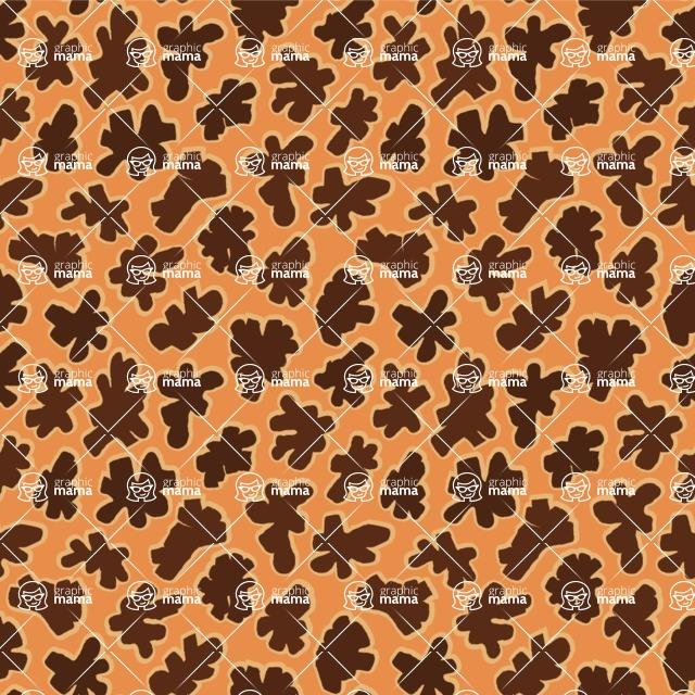 Seamless Pattern Designs Mega Bundle - Animal Pattern 9