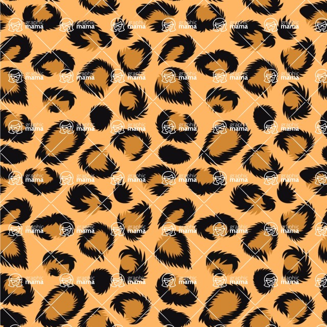 Seamless Pattern Designs Mega Bundle - Animal Pattern 11