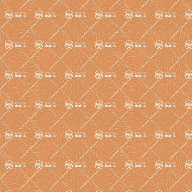Seamless Pattern Designs Mega Bundle - Animal Pattern 15
