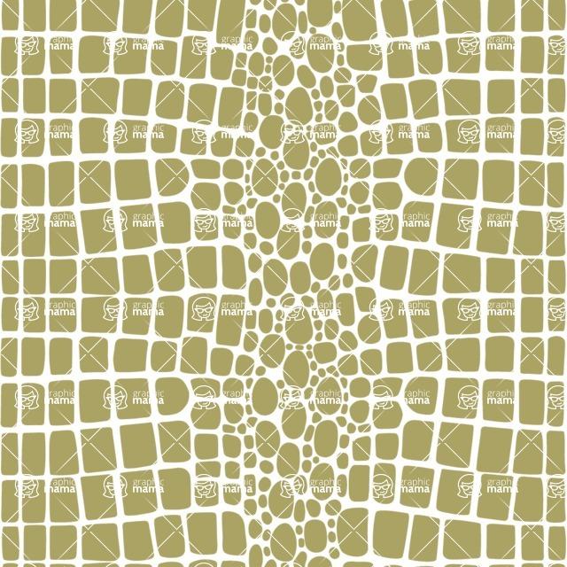 Seamless Pattern Designs Mega Bundle - Animal Pattern 21