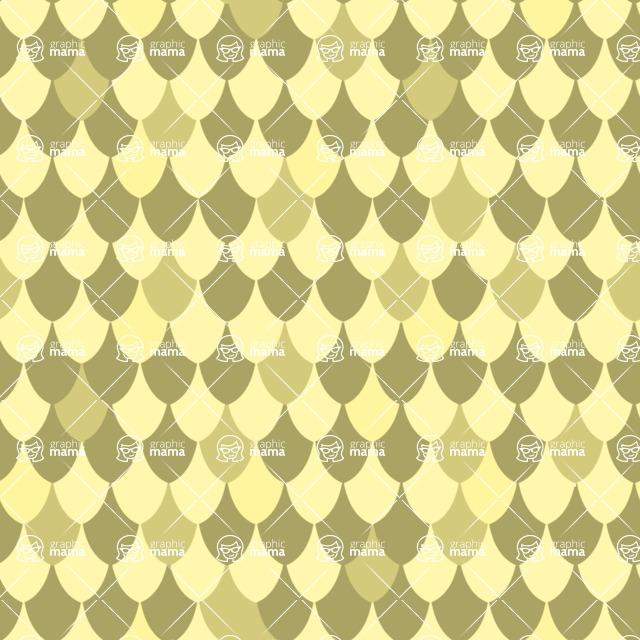 Seamless Pattern Designs Mega Bundle - Animal Pattern 24