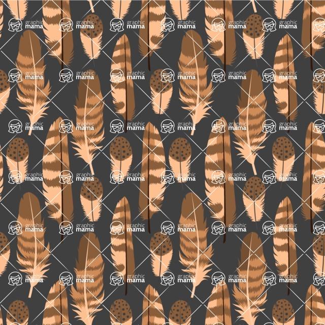 Seamless Pattern Designs Mega Bundle - Animal Pattern 32