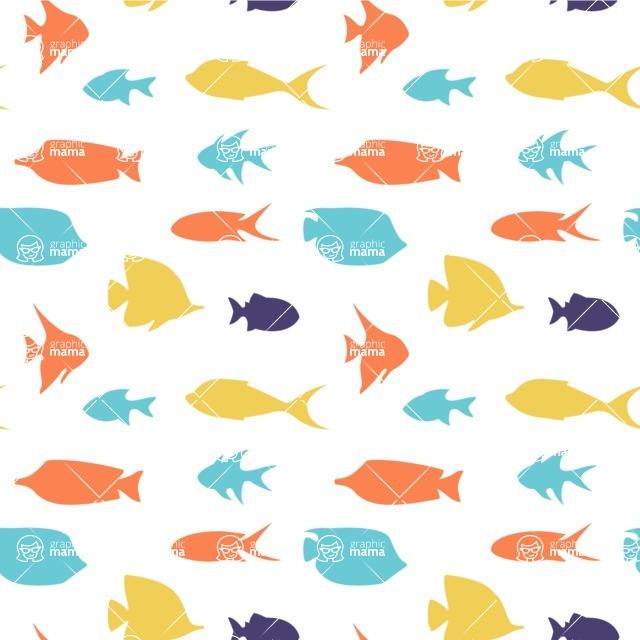 Seamless Pattern Designs Mega Bundle - Animal Pattern 37