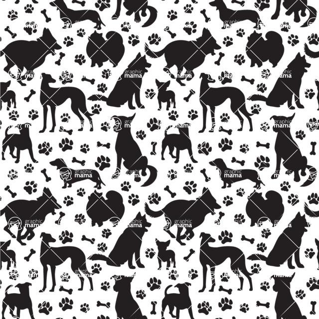 Seamless Pattern Designs Mega Bundle - Animal Pattern 47