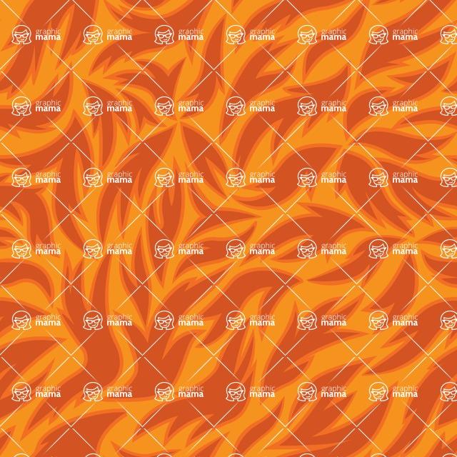 Seamless Pattern Designs Mega Bundle - Animal Pattern 61