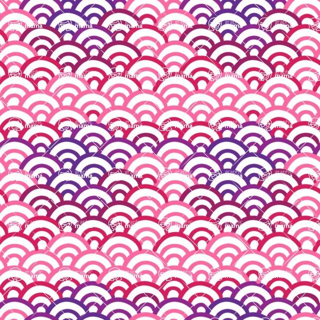 Seamless Pattern Designs Mega Bundle - Hand-drawn Pattern 59