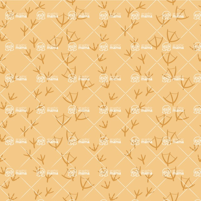 Seamless Pattern Designs Mega Bundle - Animal Pattern 86