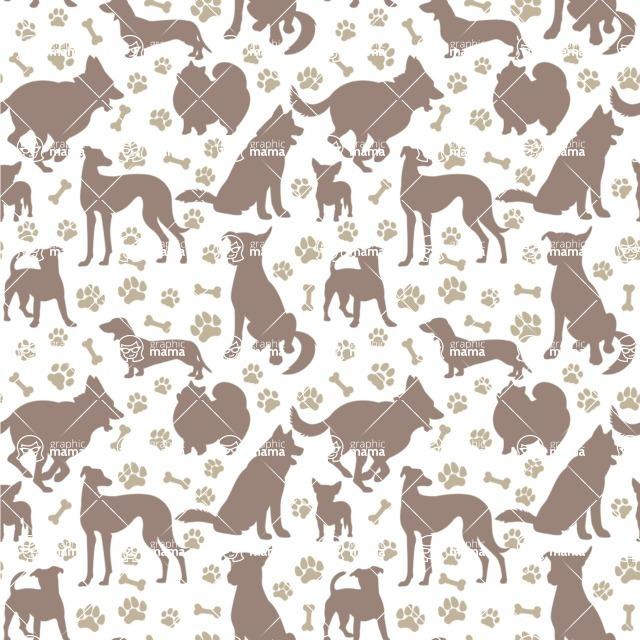 Seamless Pattern Designs Mega Bundle - Animal Pattern 95