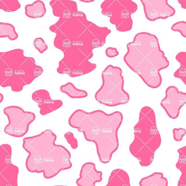 Seamless Pattern Designs Mega Bundle - Animal Pattern 102