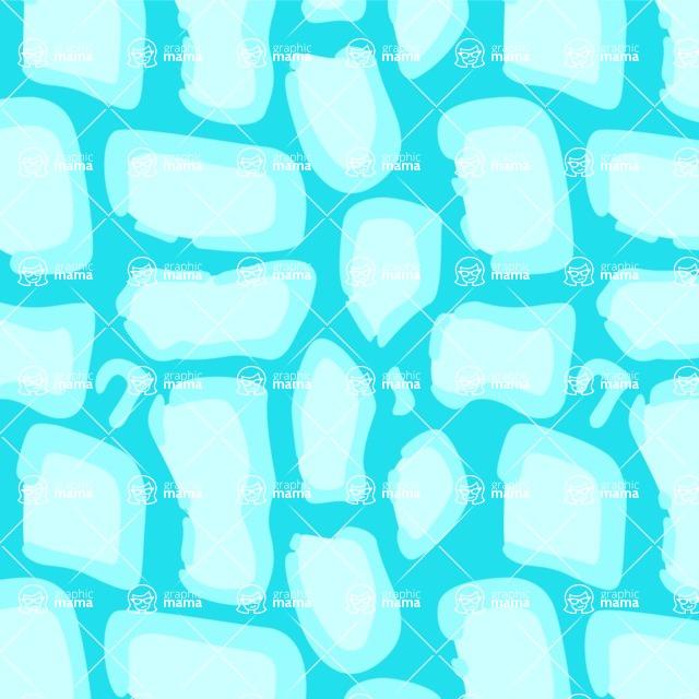 Seamless Pattern Designs Mega Bundle - Animal Pattern 104