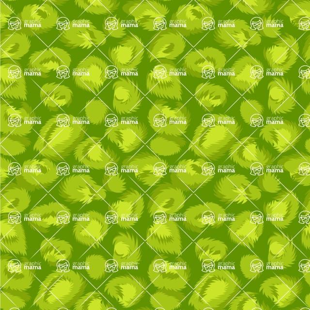 Seamless Pattern Designs Mega Bundle - Animal Pattern 107
