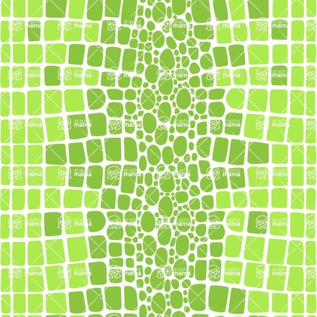 Seamless Pattern Designs Mega Bundle - Animal Pattern 117